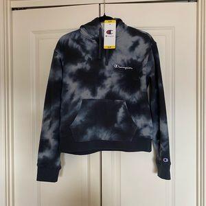 NWT Champion tie dye hoodie